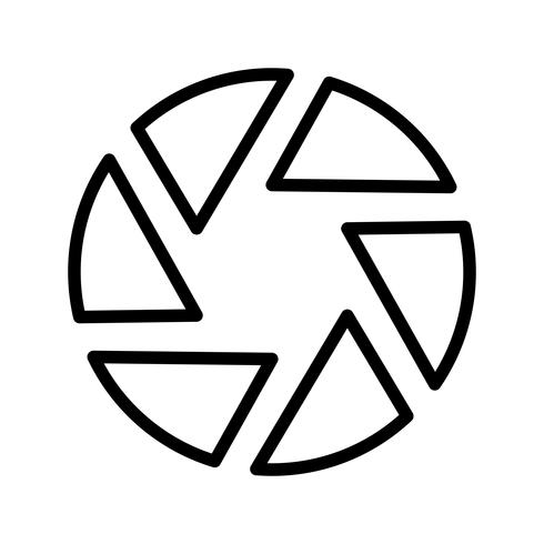 Obturateur Vector Icon