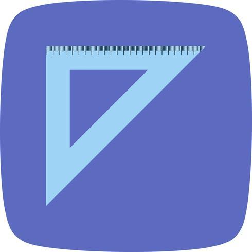 Vierkant Vectorpictogram instellen