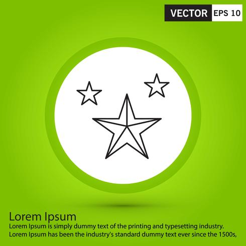 Perfect black icon,vector or pictogram illustration on green background. vector