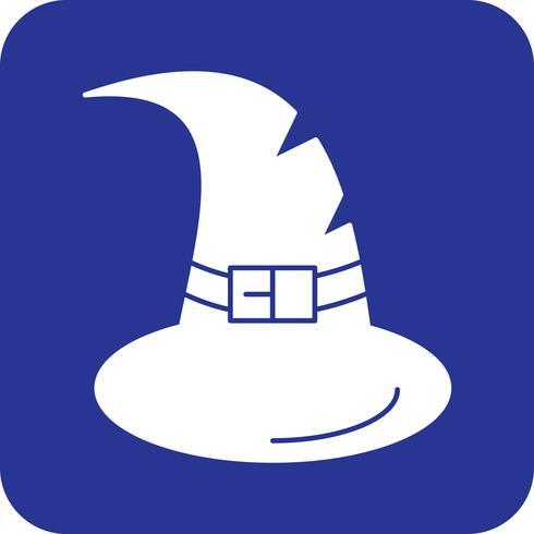 Vektor-Mütze-Symbol