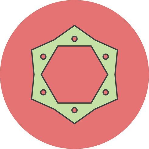 vector decoration icon