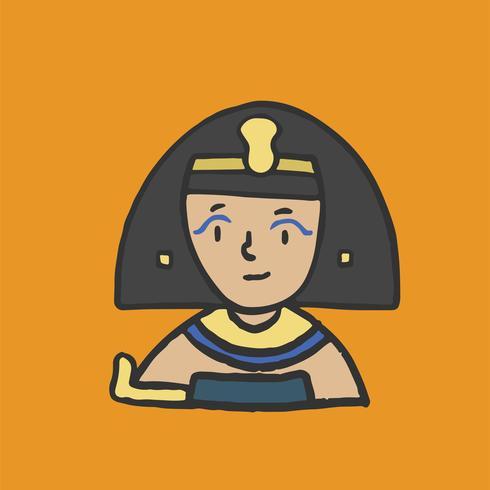 Cleopatra la reina de egipto