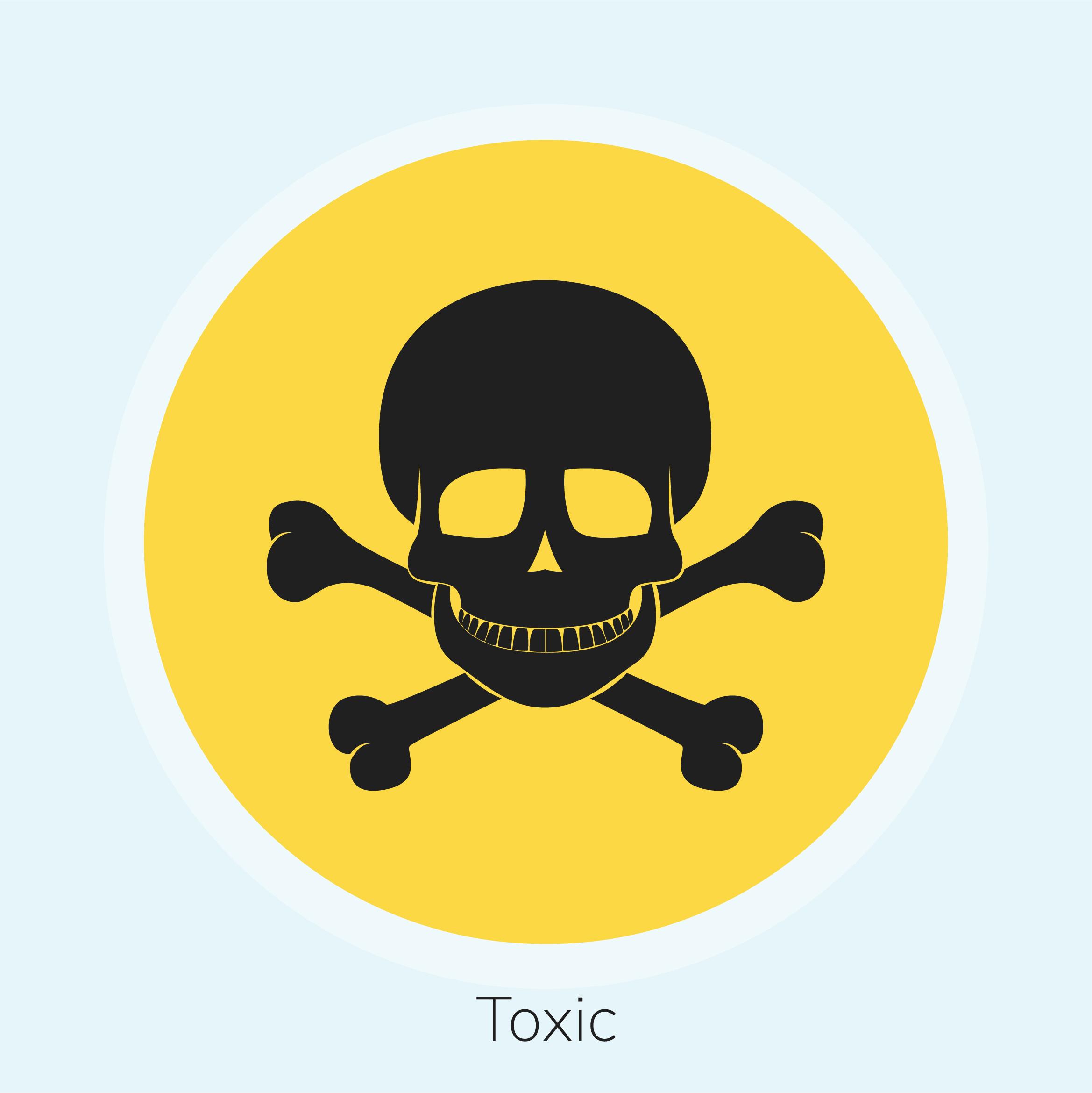 Toxic Symbol Free Vector Art - (535 Free Downloads)