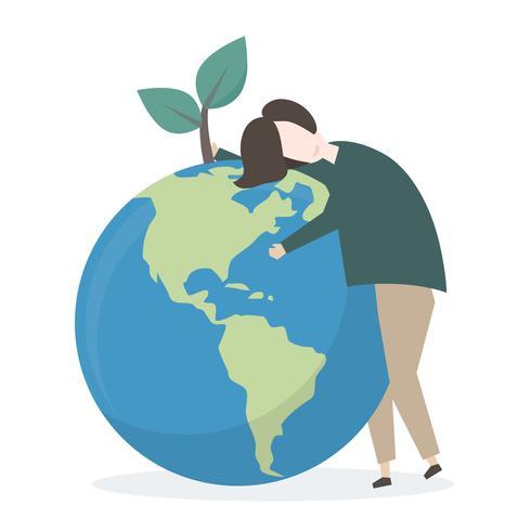 Miljöskydd och skydd av vår värld