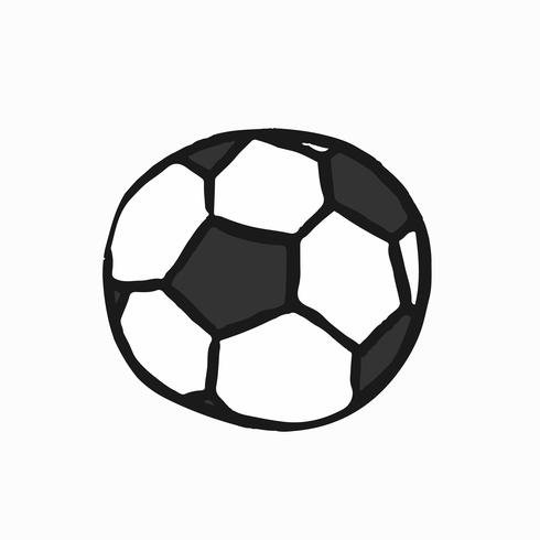 Ilustración de juego de la liga de fútbol inglés