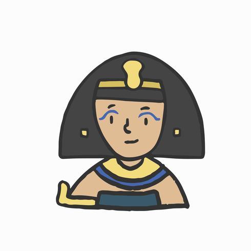 Cleopatra la regina d'Egitto
