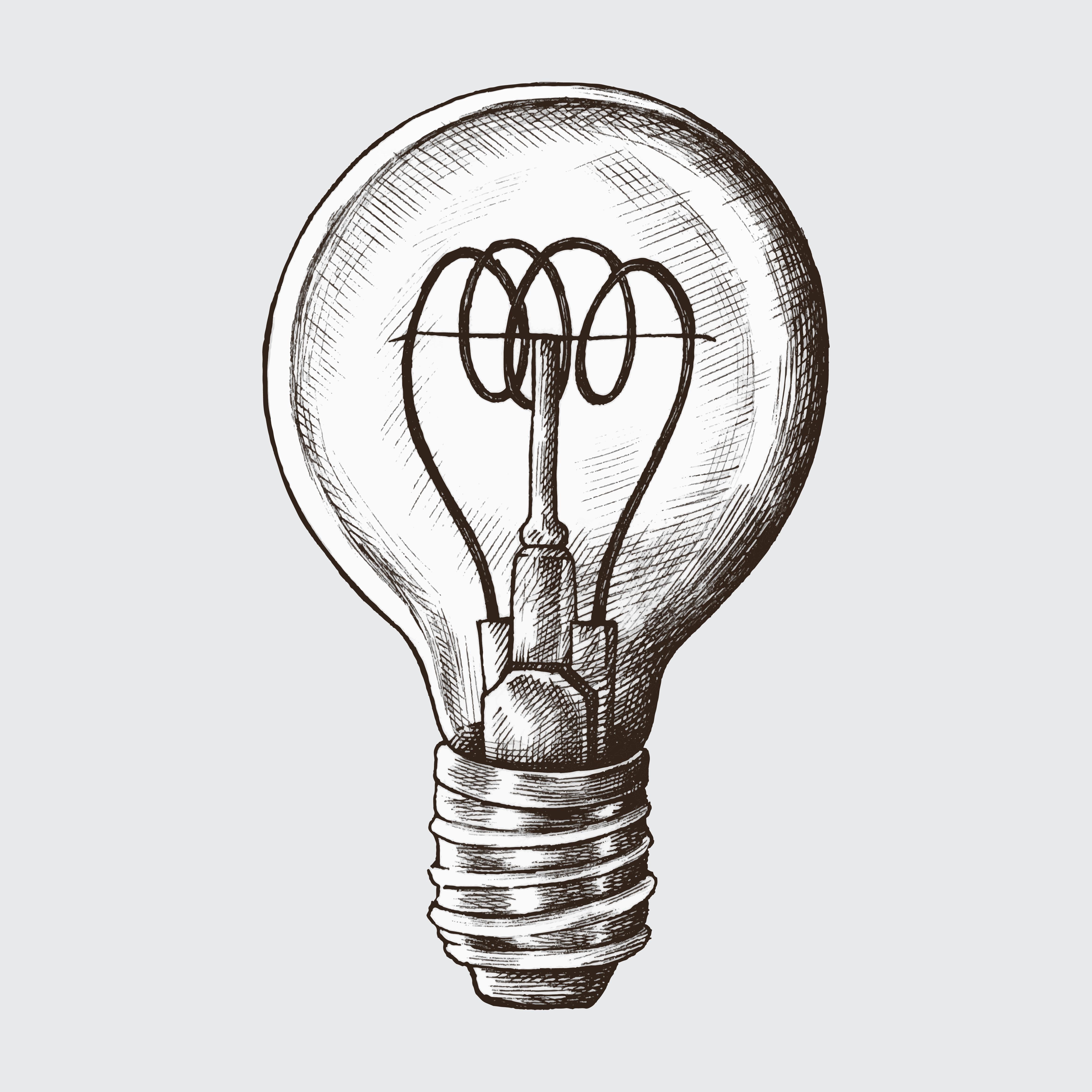 Картинка лампочка для схемы