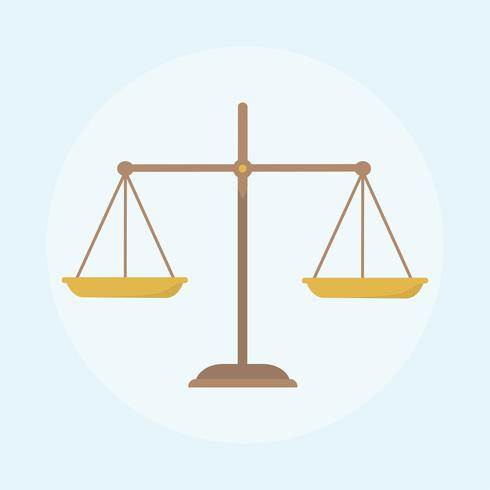 Ilustração, de, lei, conceito