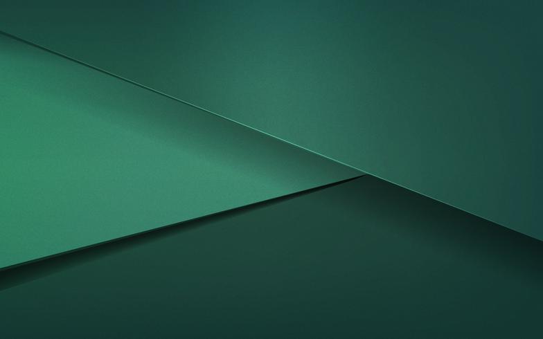 Abstract ontwerp als achtergrond in smaragdgroen