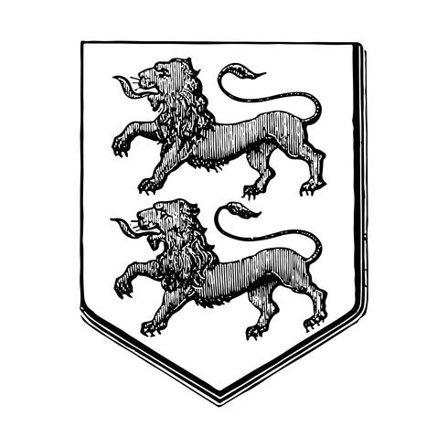Crista do leão