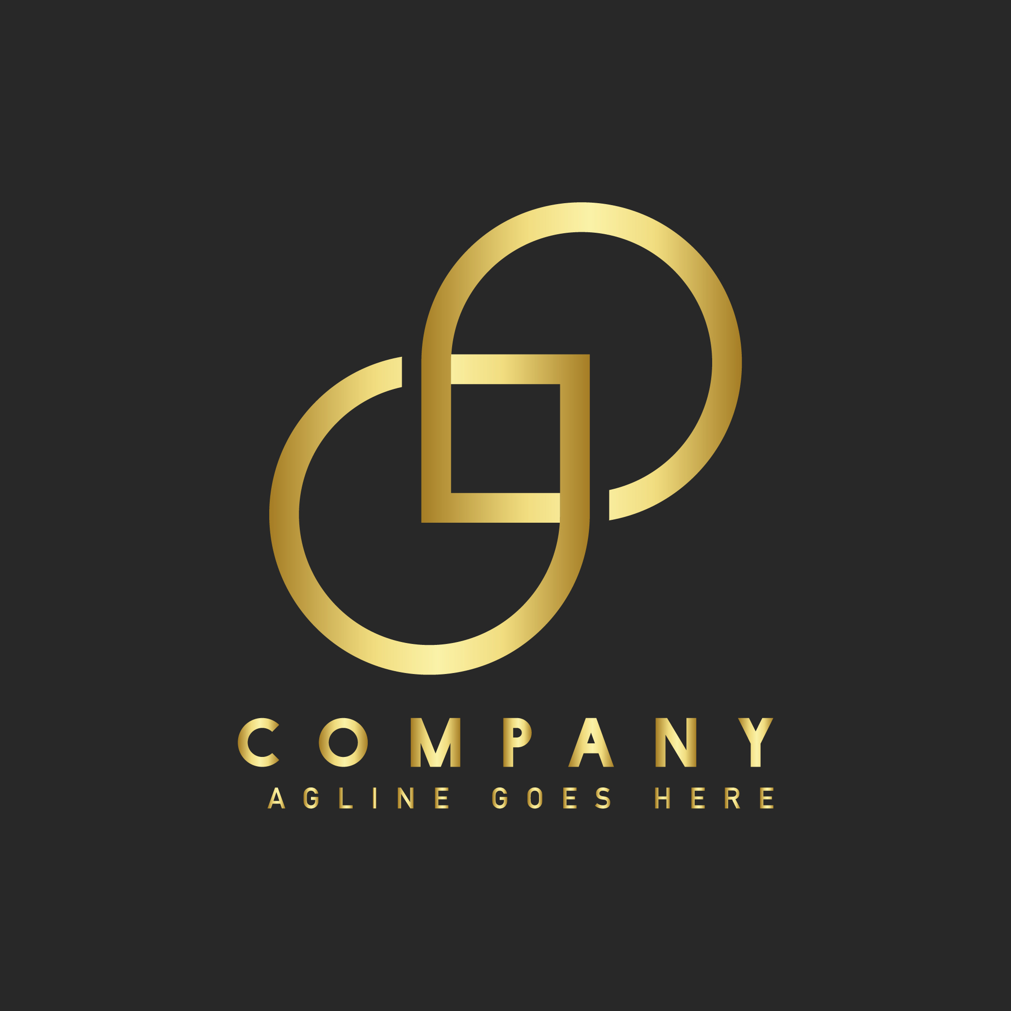 Modern company logo design vector - Download Free Vectors ...