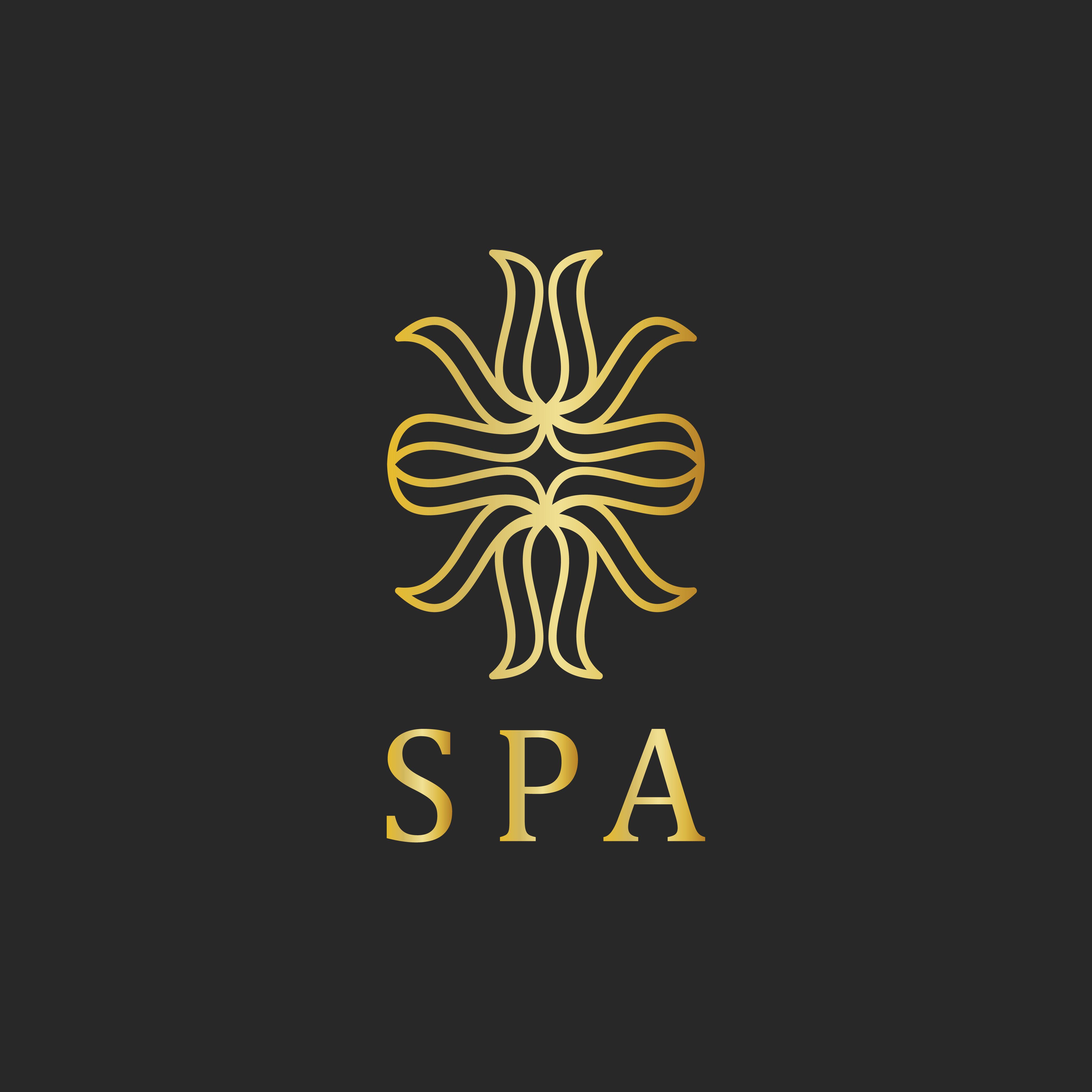 Set Of Beauty Logo Template