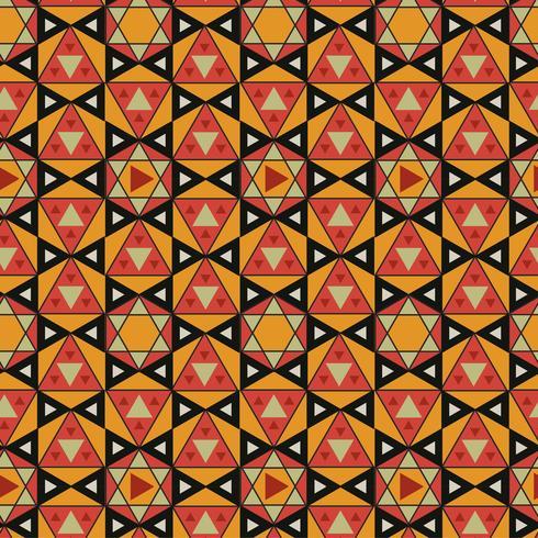 Illustration d'un motif géométrique