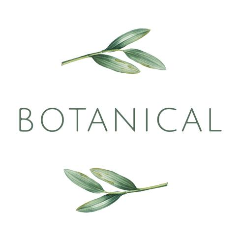 Diseño de logotipo de la planta