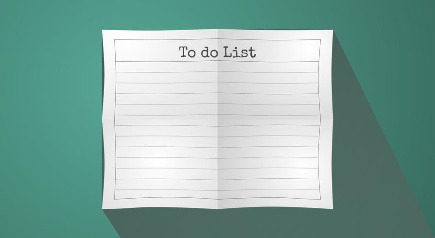 Concept de rappel de planificateur de liste de tâches