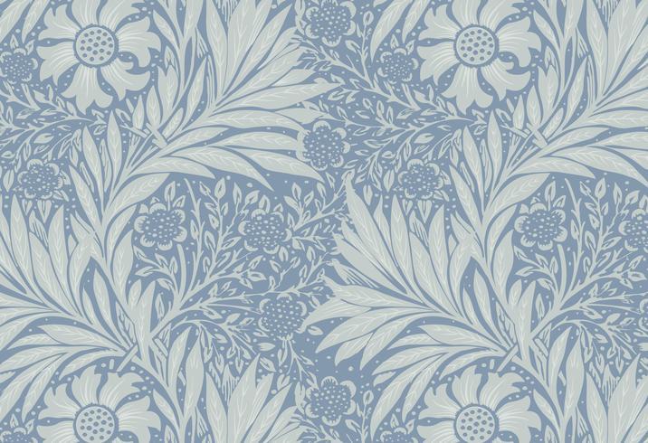 Vintage Illustration av Marigold.