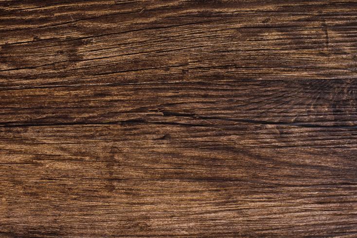 Närbild på en brun trä golvplatta texturerad bakgrund