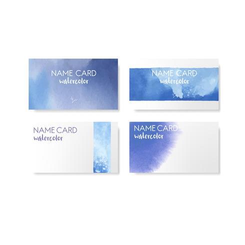 Diseño de tarjeta de nombre