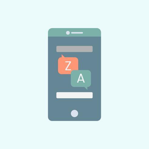 App-Grafik auf dem Handy lernen