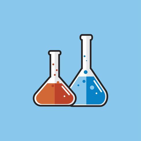 Illustration d'un instrument de laboratoire