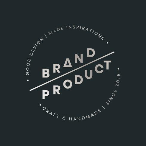 Logo für Produkte