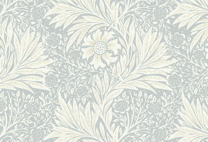 Ilustração Vintage de Marigold