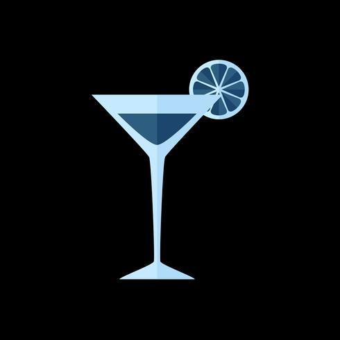 Cocktail-Vektor
