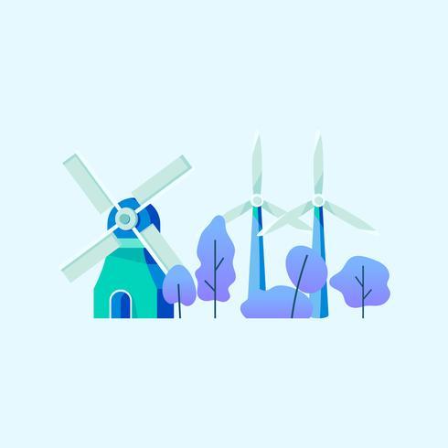 Energie besparen met windkracht