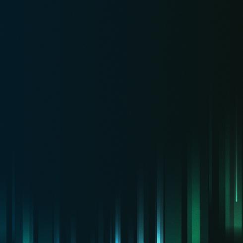 Vector de fondo estampado azul y verde