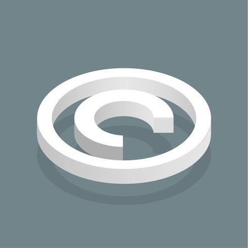 Vector afbeelding van handelsmerk pictogram