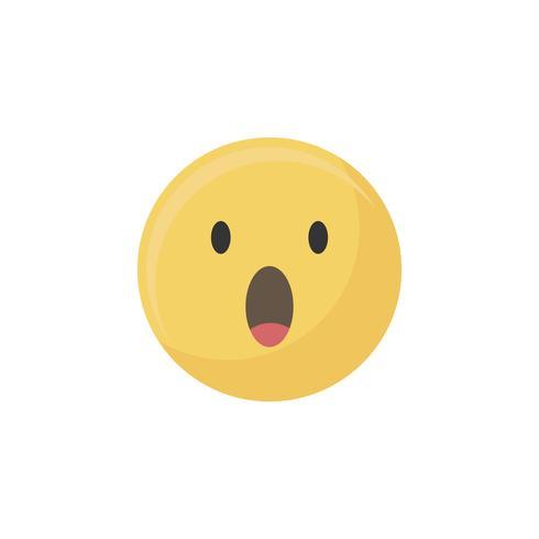 Abbildung eines Emoticon