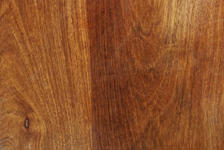 Schließen Sie oben von einem strukturierten Hintergrund des braunen hölzernen Fußbodenbrettes