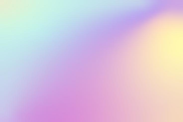 Färgrik holografisk gradient bakgrundsdesign