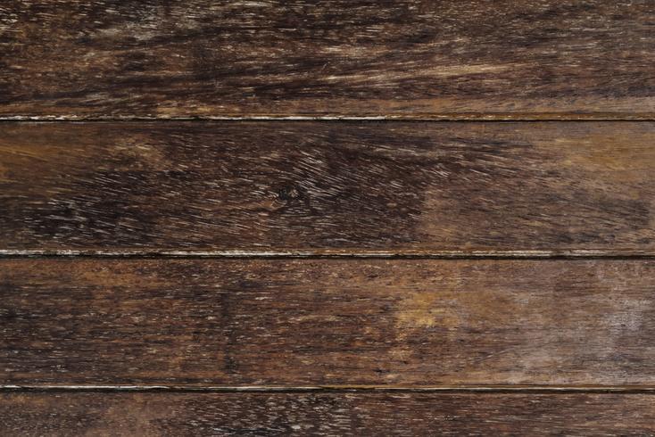 Plancher en bois texturé