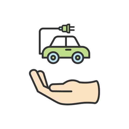 Illustrazione del vettore ambientale