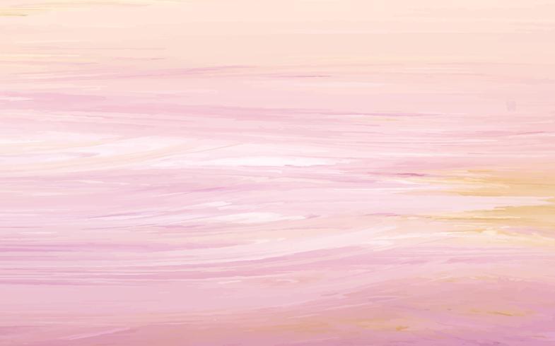 Roze en oranje verf