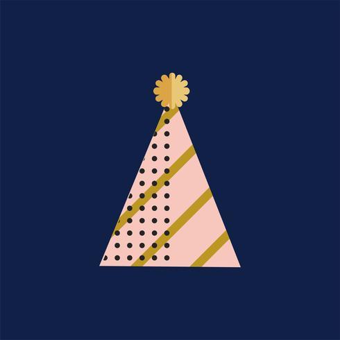 Hat Event Celebration Event Concept
