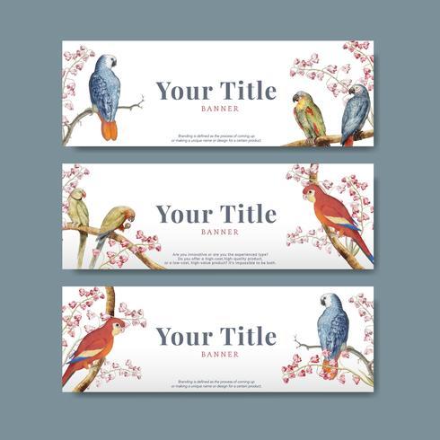 Parrotdesignsamling