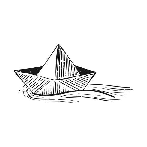 Illustratie van zomer- en strandobject