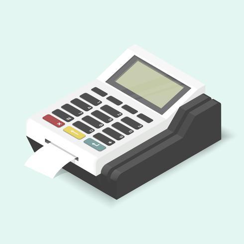 Vektorbild des Rechnersymbols