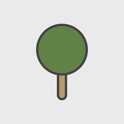 Conjunto de ilustración de vector ambiental
