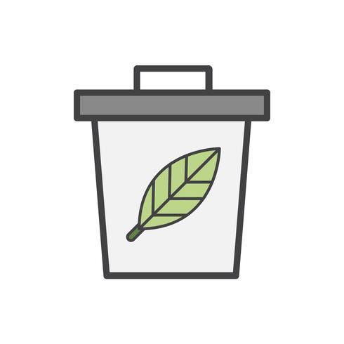 Illustrationssatz des Umweltvektors