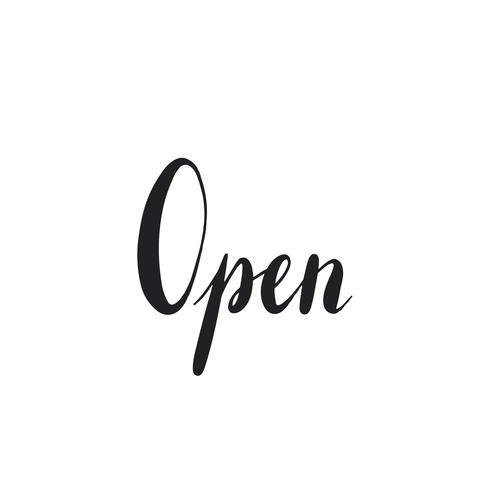 Apra la tipografia nera