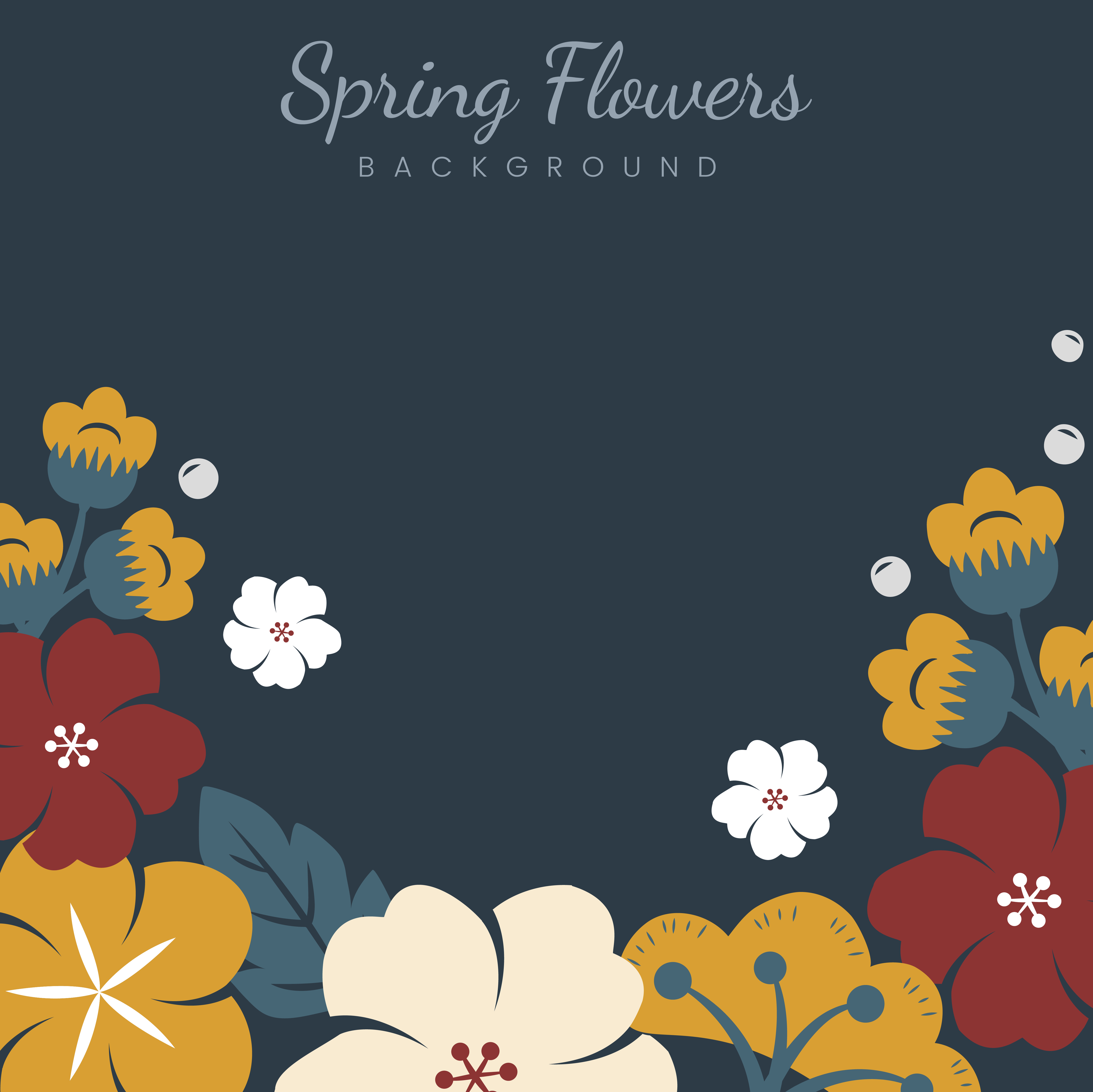 Japanese Flowers Frame Download Free Vectors Clipart Graphics