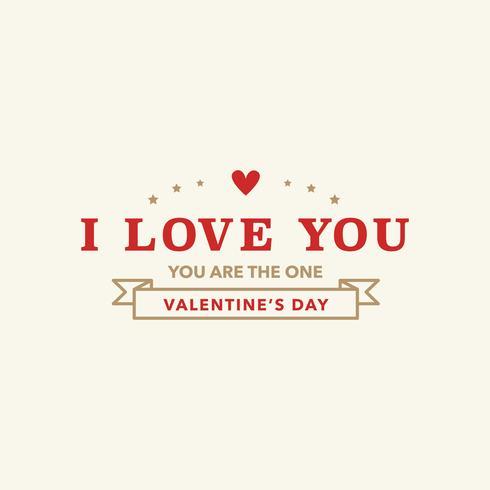 Illustrations of Valentine's items