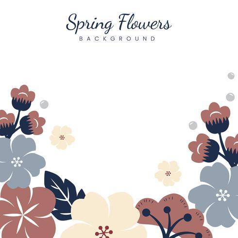 Japans bloemenframe