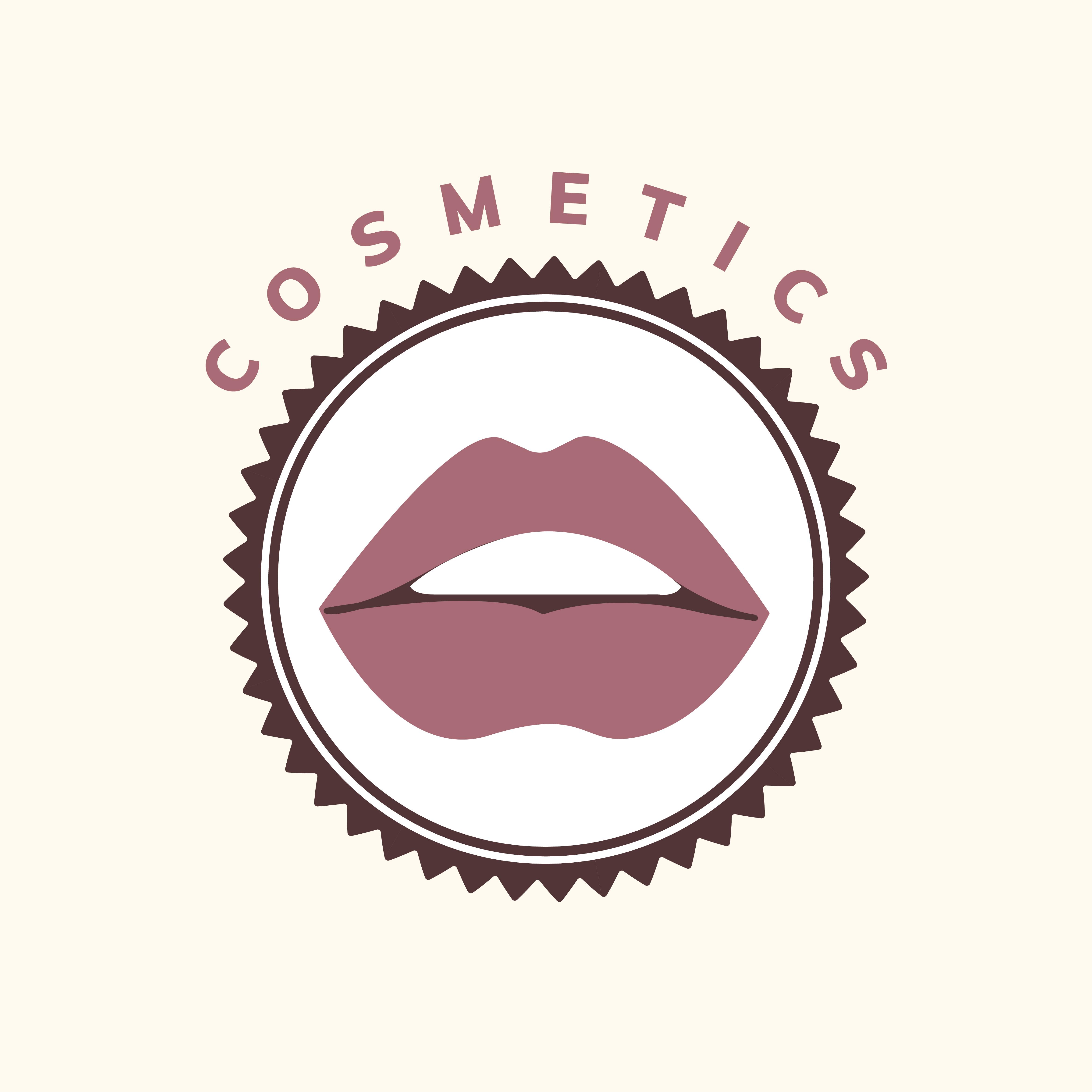 Set Of Beauty Logo Template: Makeup Logo Free Vector Art