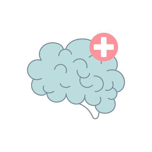 Assuntos do vetor de saúde mental da mente