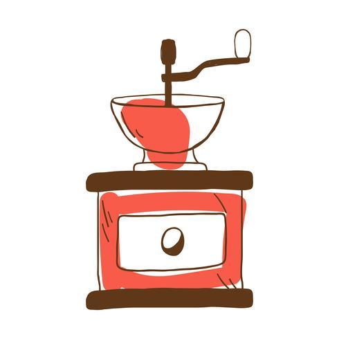 vettore dell'icona della caffetteria