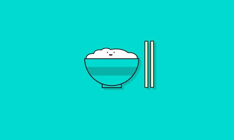 Abbildung der Lebensmittelikone